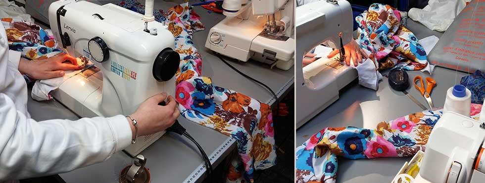 Ateliers de coutures pour adultes