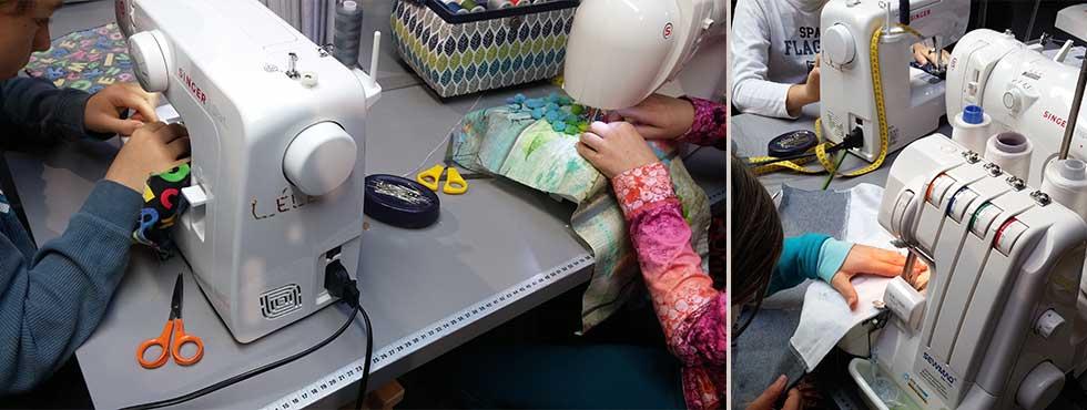Ateliers de coutures pour vos enfants